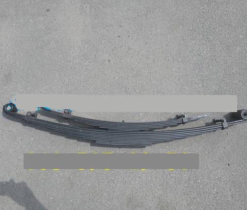 Рессора задняя в сборе JAC 1020 (Джак 1020), фото 2