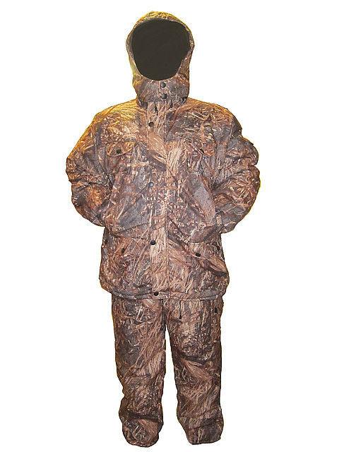 Зимний костюм для охоты и рыбалки (тростник)
