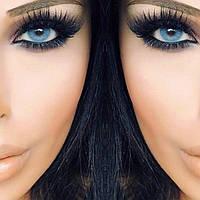 Естественные голубые линзы. Голубые линзы для карих глаз. Красивые голубые линзы. Цветные контактные линзы