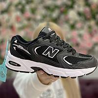 Женские кроссовки New Balance 530 Black | Нью Беланс 530 Черные