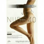 Колготки с заниженой талией 40 ден OMSA  Nudo 40 vita bassa