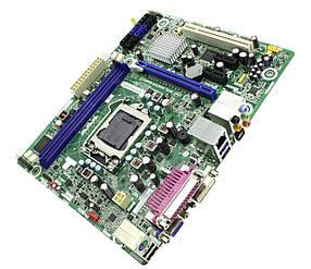 Материнська плата Intel DH61BE, s1155 , 2xDDR3, 4xSATA, Socket LGA1155, б\у + задня планка, фото 2