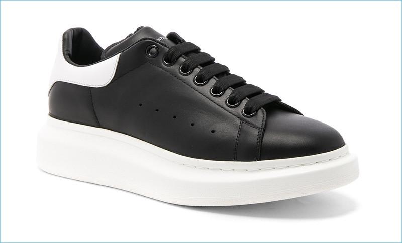 Чоловічі кросівки Alexander McQueen, Black