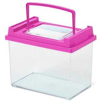Переноска Savic Fauna Box САВИК террариум для грызунов, 41х23х29 см