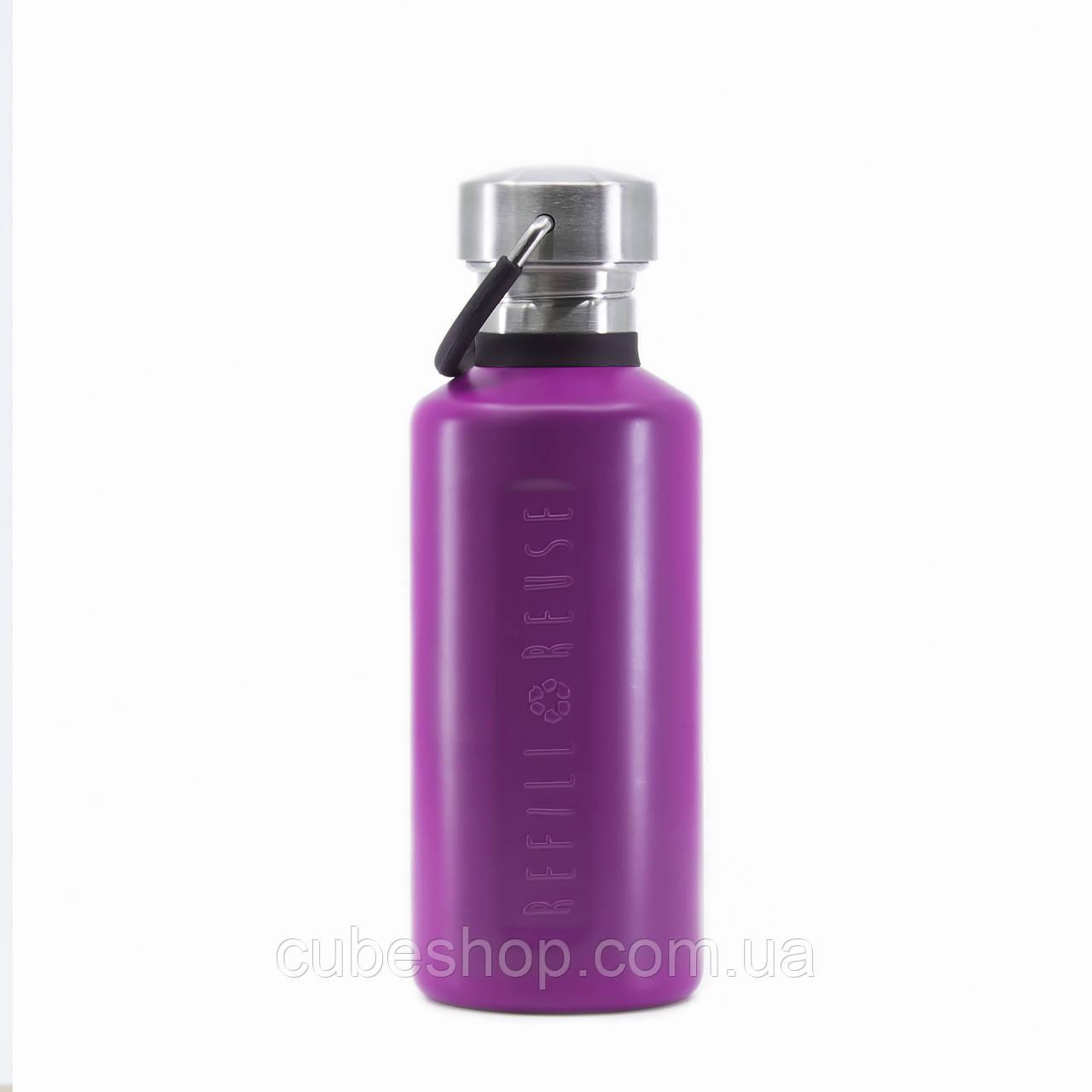 Бутылка для воды Cheeki Classic Single Wall Purple (500 мл)
