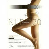 колготки с низкой талией OMSA  Nudo 20 vita bassa