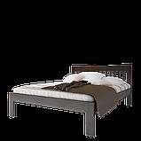 """Двуспальная кровать """"Роксана"""" из дерева (массив бука), фото 3"""