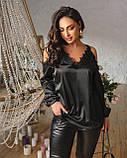 Чорна Блуза, фото 3