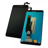 Xiaomi Дисплей Xiaomi Redmi Note 4X + сенсор чорний (оригінальні комплектуючі)