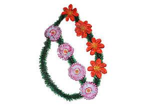 Вінок крокус 8 квітів ТМ ЗАПАДНАЯ