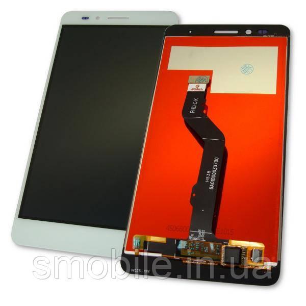 Huawei Дисплей Huawei GR5 (2016) Honor 5X KIW-L21 + сенсор білий (оригінал Китай)