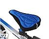 Чехол накладка силиконовый Velos на велосипедное сиденье Синий 280 * 170мм