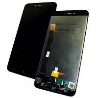Xiaomi Дисплей Xiaomi Redmi Note 5A + сенсор чорний (оригінальні комплектуючі)