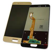 Дисплей Huawei Honor 9 с сенсором, золотистый (оригинальные комплектующие), фото 1