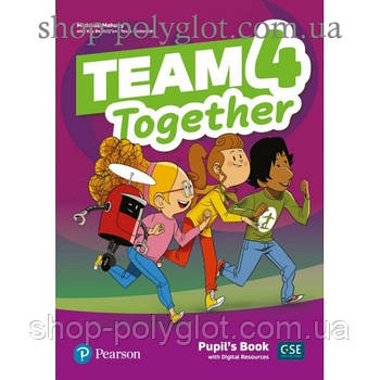 Учебник Team Together 4 Student's Book