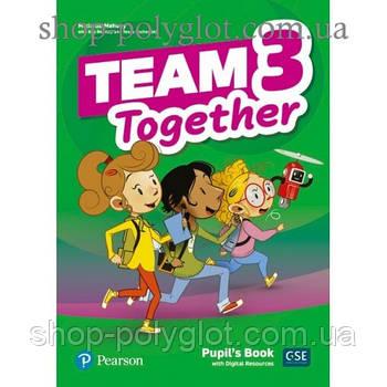 Учебник Team Together 3 Student's Book