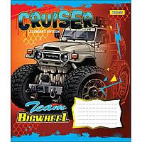 Зошит 24арк. лін. 1В Cruiser 764595
