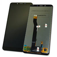 Xiaomi Дисплей Xiaomi Redmi 6 / 6A + сенсор чорний (оригінальні комплектуючі)