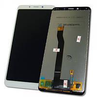 Xiaomi Дисплей Xiaomi Redmi 6 / 6A + сенсор білий (оригінальні комплектуючі)