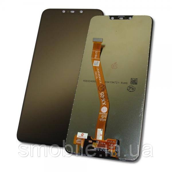 Дисплей Huawei P Smart Plus Nova 3i с сенсором, черный (оригинал Китай)
