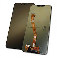 Дисплей Huawei P Smart Plus Nova 3i с сенсором, черный (оригинал Китай), фото 1
