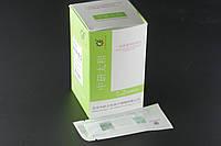 Иглы для акупунктуры, рефлексотерапии 0,18*10 мм 500шт. ZHONGYAN TAINE