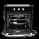 ⭐️ Комплект духовой шкаф электрический Grunhelm GDV 826 и индукционная варочная поверхность Grunhelm GPI 823 B, фото 8