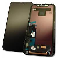 Apple Дисплей iPhone 11 + рамка і сенсор чорний (оригінал)