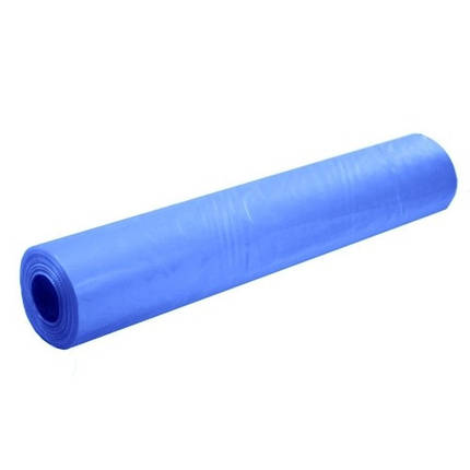Пленка синяя строительная СТР, 200 мкм 6м x 50м. Полиэтиленовая, фото 2