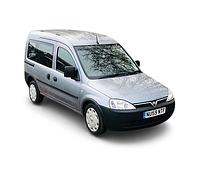 Vauxhall Combo Tour II (2004 - 2010)
