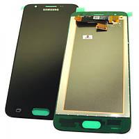 Samsung Дисплей Samsung G570F Galaxy J5 Prime з сенсором, чорний GH96-10325A (оригінал 100%), фото 1