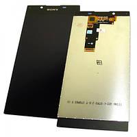 Sony Дисплей Sony G3311 G3312 G3313 Xperia L1 + сенсор чорний (оригінальні комплектуючі), фото 1