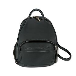Рюкзак жіночий міський Betty Pretty з натуральної шкіри 973DARKBLUE