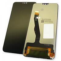 Дисплей Huawei Honor 8X с сенсором, черный (копия ААА), фото 1