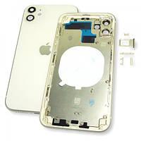 Apple Корпус iPhone 11 повний комплект, білий (оригінальні комплектуючі)