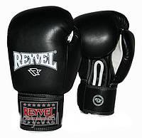 Боксерские перчатки REYVEL винил 14 oz (пара)