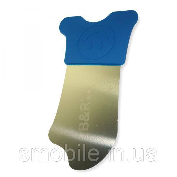 Обладнання Металева пластина B&R (ультратонка з ручкою) для відділення рамок від дисплеїв