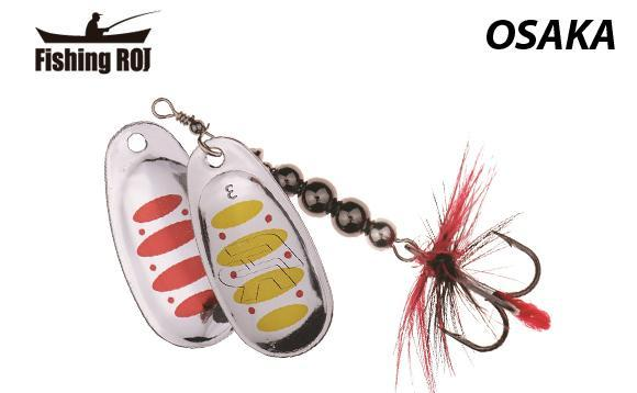 Блесна Fishing ROI Osaka WGR 4 10g