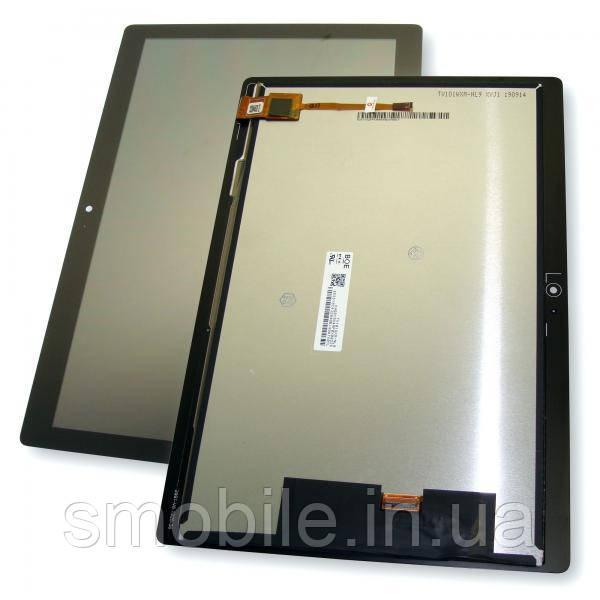 Дисплей Lenovo Tab M10 TB-X505L с сенсором, черный (оригинальные комплектующие)