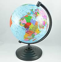 Глобус политический, диаметр 260 мм