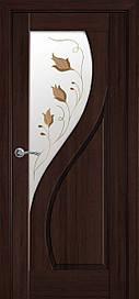 Двері Новий Стиль Прима з малюнком Р1