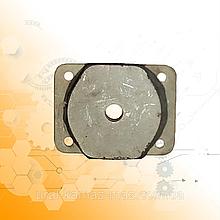 Подушка середньої опори кабіни КрАЗ 6437-5001300