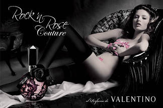 Valentino Rock'n Rose Couture парфюмированная вода 90 ml. (Тестер Валентино Рок н Роуз Кутюр), фото 2
