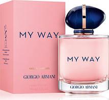 Женская парфюмированная вода Giorgio Armani My Way 100 мл (Euro)