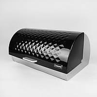 Хлебница Maestro MR-1676-black