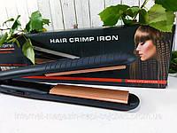 Випрямляч для волосся-гофвре Gemei GM-2955W