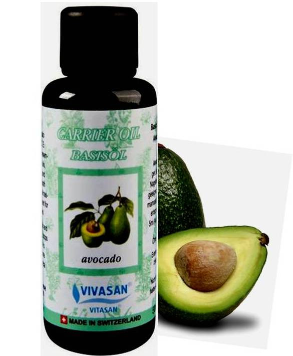 Базовое масло  натуральное Авокадо,Швейцария / Avocado, 50 мл