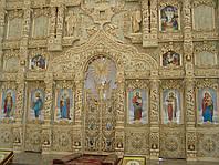 Иконостас Барокко,под позолоту, фото 1