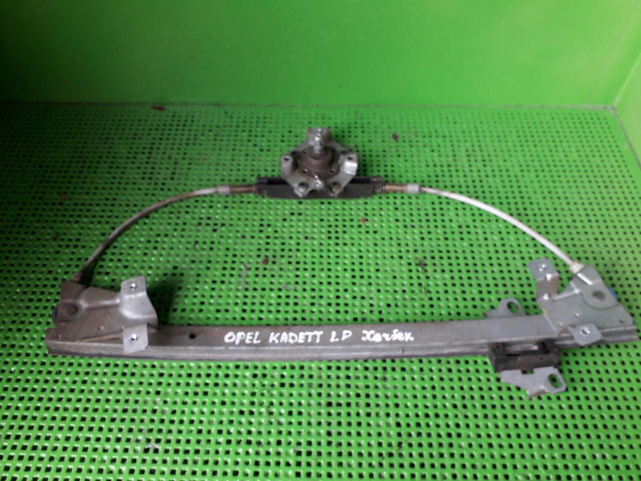 Стеклоподъемник левый передний для Opel Kadett 4D