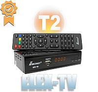 Тюнер Т2 цифровой эфирный Eurosky ES-18 Т2 приставка